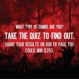 What Type Of Zombie Are You?