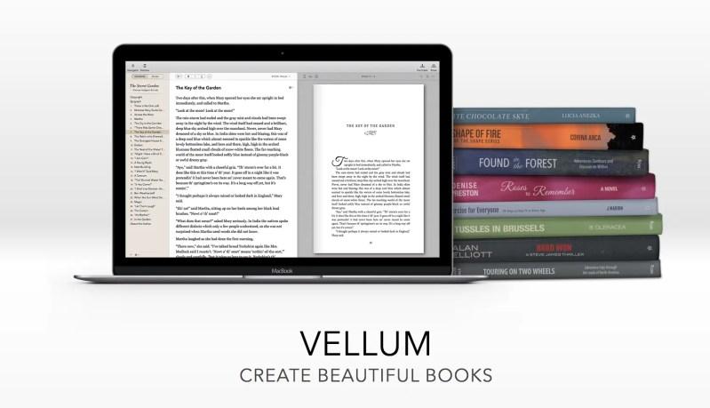 our writer's toolkit vellum