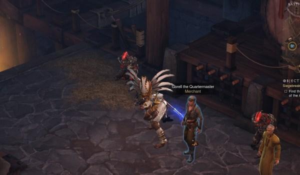 Diablo 3 : Améliorer le Bâton de Bouvier