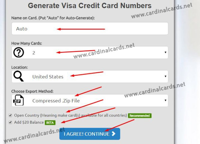 Trick How To Get An Anonymous Usable Credit Card Hacks And