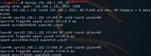 IP Parameter