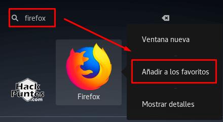 Instalación de Mozilla Firefox Quantum en Kali Linux