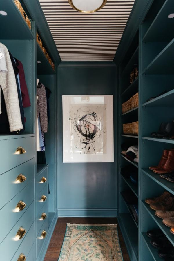 Epic Ikea Walk In Storage Closet Hack