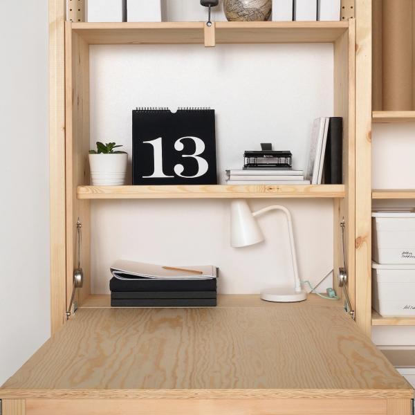 Ikea Folding Desk Hack