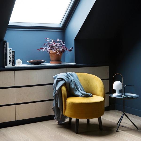 Ikea Malm Loft Eaves Storage Drawers Hack
