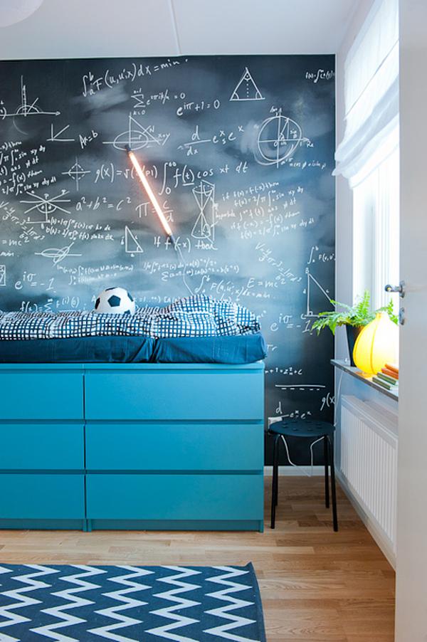 Ikea Malm Raised Bed Storage Hack