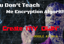 Google AI encryption