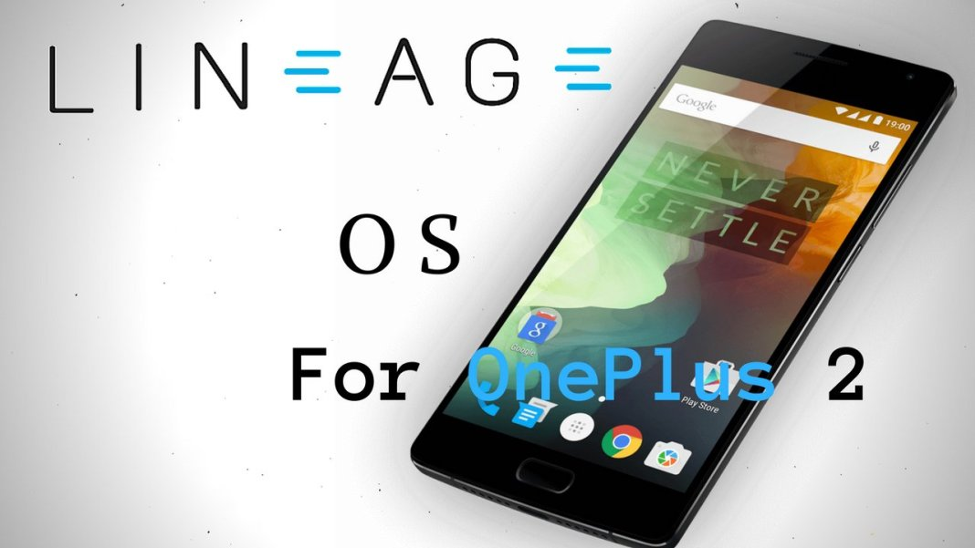 Lineage OS for Oneplus 2