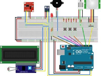 Arduino Alarm Clock Ds1307 | Unique Alarm Clock