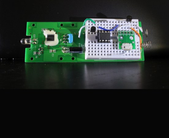 IR Controller for Air Conditioner  Arduino Project Hub