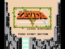 The Legend of Zelda Nintendo Rom