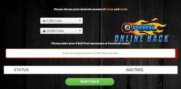 8 Ball Pool Hack Online