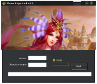 CHAOS RAGE HACK TOOL