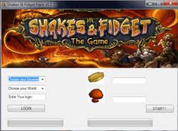 Shakes and Fidget Hack Tool
