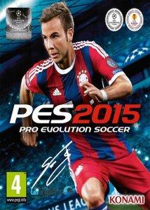 Pro Evolution Soccer 2015 Crack