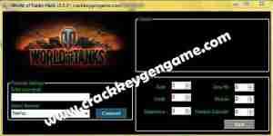 World of Tanks Hack Tool v3.5.9