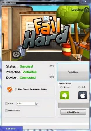 Fail Hard Hack