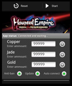 Haunted Empire Three Kingdoms android hack