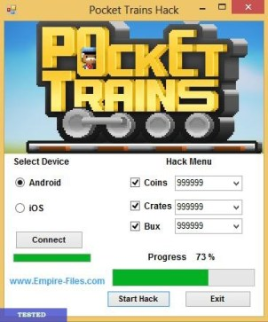 Pocket Trains Hack Coins Add Unlimited Bux