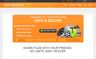 Rapidgator.net Premium Accounts