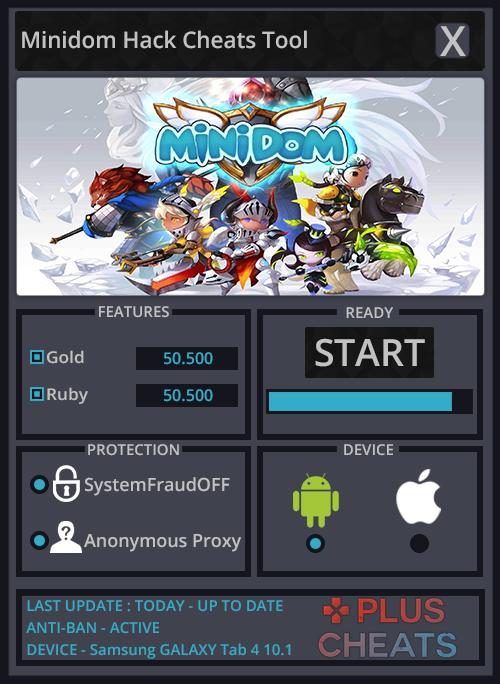 Minidom hack