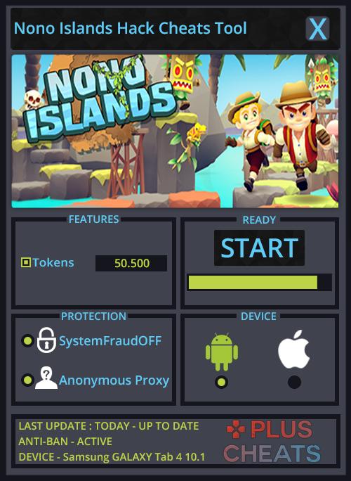 nono islands hack