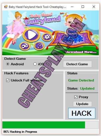 Baby Hazel Fairyland Hack Tool