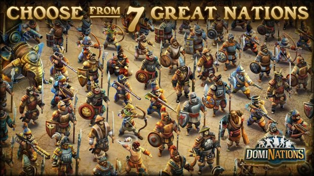 DomiNations-Android-resim4