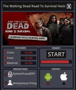 The-Walking-Dead-Road-To-Survival-hack