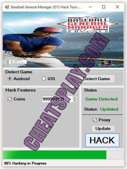 Baseball General Manager 2015 Hack Tool