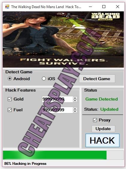 The Walking Dead No Mans Land Hack Tool