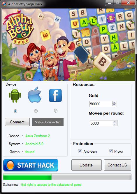 alphabetty saga hack tool image