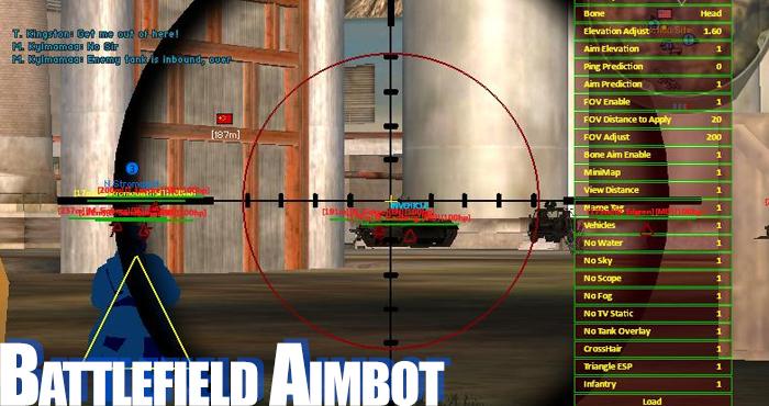 battlefield aimbot