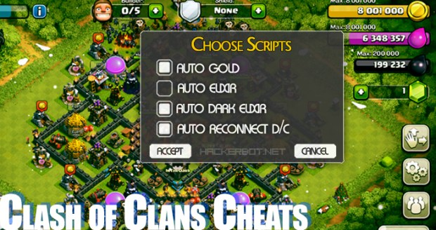 clash of clans cheats