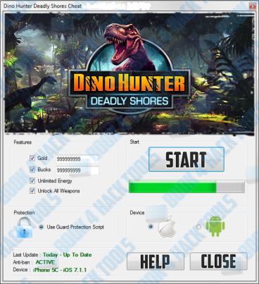 Dino Hunter Deadly Shores hack