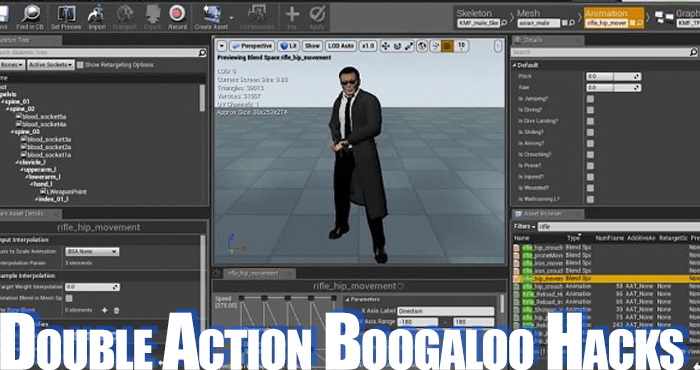 double-action-boogaloo-hacks
