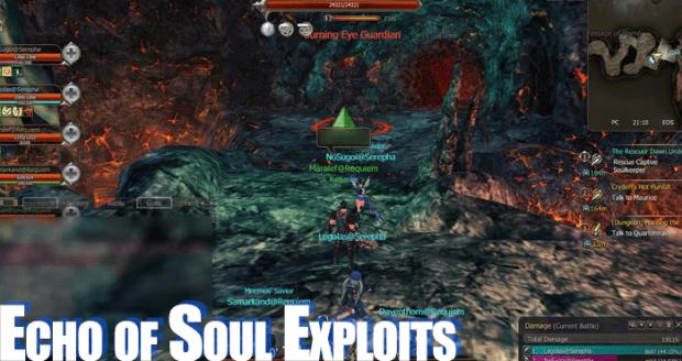 echo of soul exploits