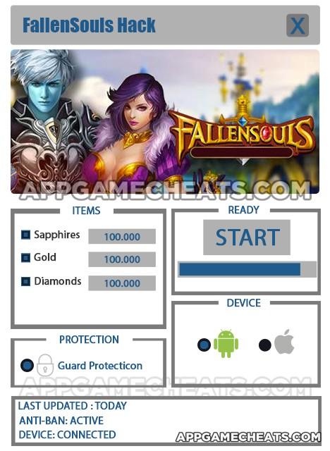 fallensouls-cheats-hack-sapphires-gold-diamonds