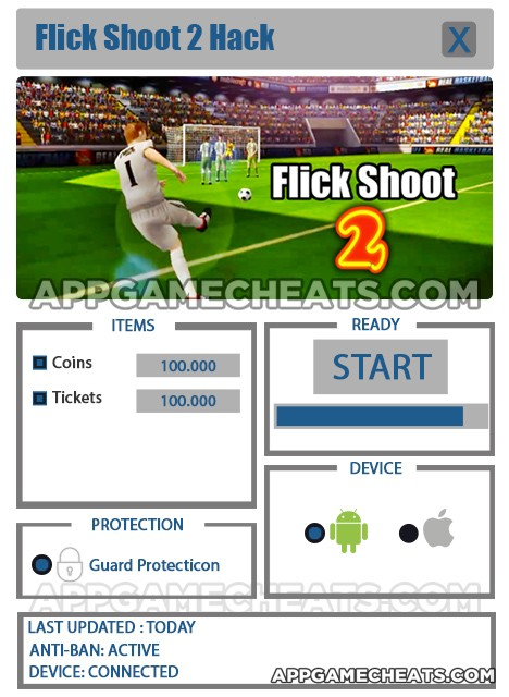 flick-shoot-two-cheats-hack-coins-tickets