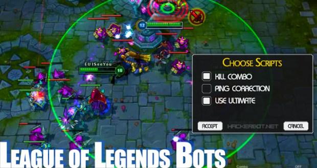 League of Legends Bot (LoL Bot)
