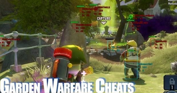 pvz garden warfare cheats