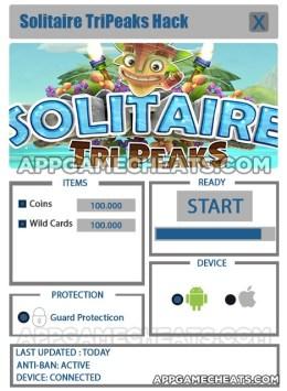 Solitaire TriPeaks Hack