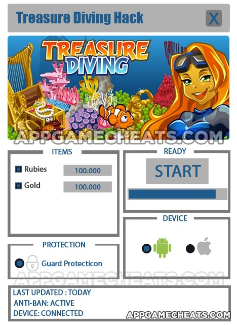 treasure-diving-cheats-hack-rubies-gold