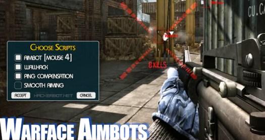 Warface Cheat, Warface Aimbots (Auto Aim) Wallhacks  2
