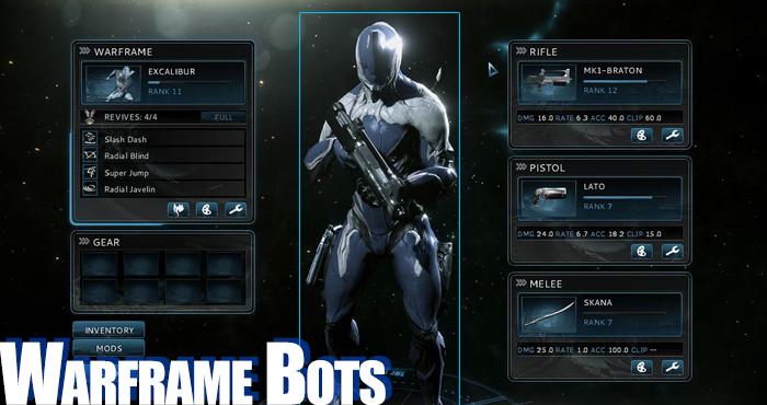 warframe bots