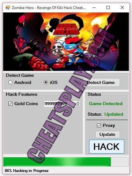 Zombie Hero Revenge Of Kiki Hack Tool