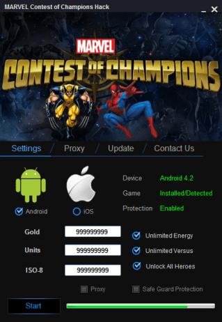 Marvel Contest Of Champions Hack 6