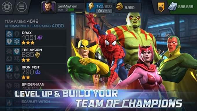 Marvel Contest Of Champions Hack 34