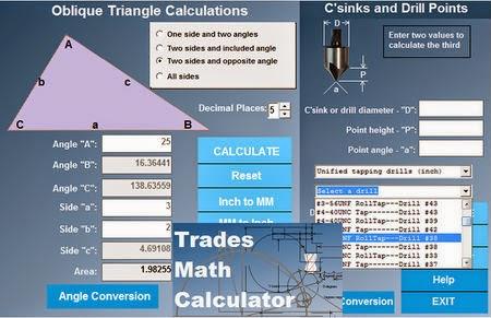 2015 trades math calculator v2 01a full version incl crack 2015 Trades Math Calculator v2.01a Full Version Incl Crack