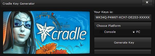 cradle key generator free activation code 2015 Cradle Key Generator – FREE Activation Code 2015